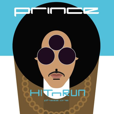 Prince: HitnRun Phase 1 (CD)
