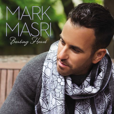 Mark Masri: Beating Heart (CD)