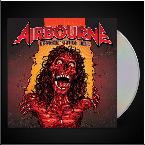 Airbourne: Breakin' Outta Hell Limited Edition
