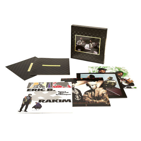 Eric B. & Rakim: The Complete Collection 1987-1992 (Vinyl Box)