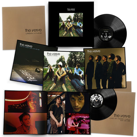 The Verve: Urban Hymns - Super Deluxe (6LP Vinyl Box)