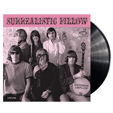 Jefferson Airplane: Surrealistic Pillow (Mono)