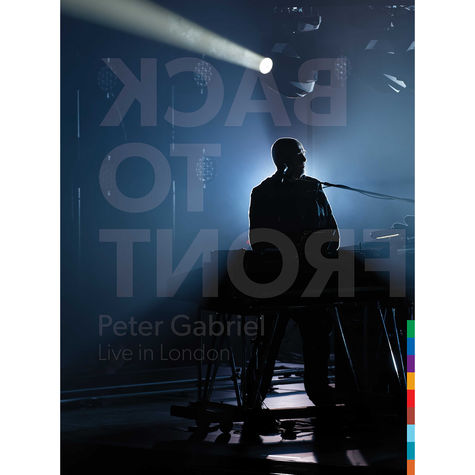 Peter Gabriel: Back To Front Live (DLX 2DVD+2CD)