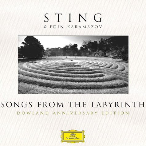 Sting: Songs From The Labyrinth (CD+DVD)