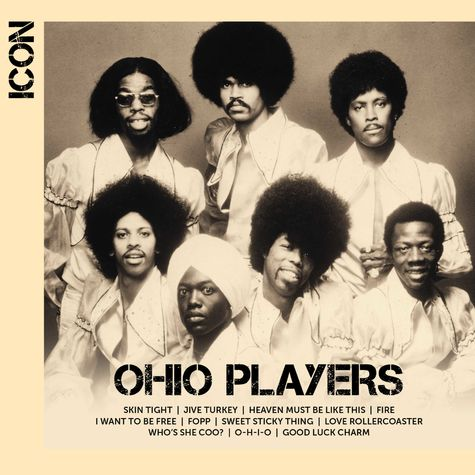 Ohio Players: Icon (CD)