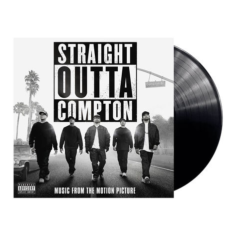 Various Artists: Straight Outta Compton