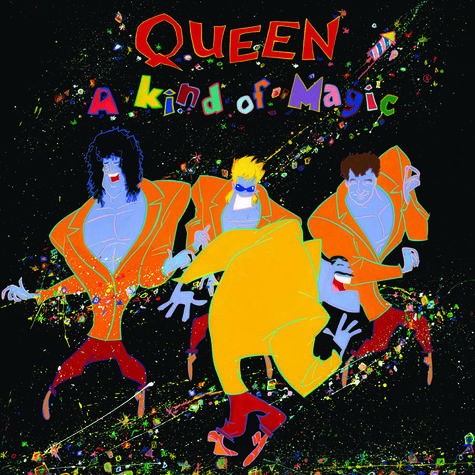 Queen: A Kind Of Magic (Remastered 2 CD Deluxe Edition)