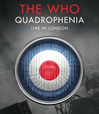 The Who: Quadrophenia - Live In London (Deluxe Edition)