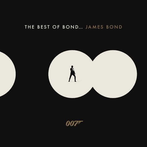 Various Artists: Best of Bond.. James Bond (2CD)