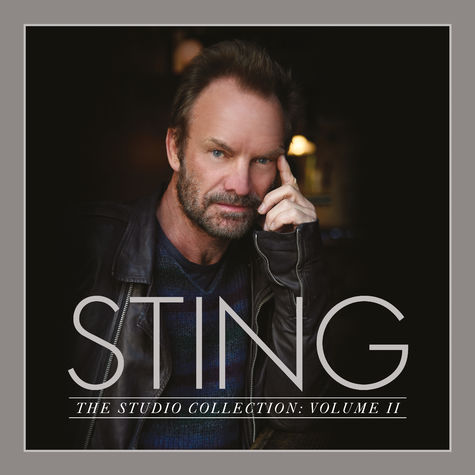 Sting: The Studio Collection II (5LP)