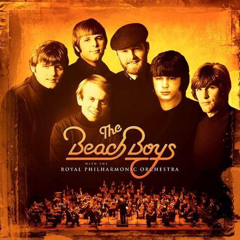 The Beach Boys: The Beach Boys With The Royal Philharmonic Orchestra