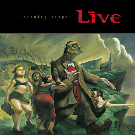 Live: Throwing Copper (25th Anniv) (CD)
