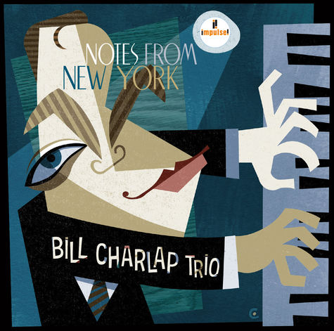 Bill Charlap Trio: Notes From New York (CD)