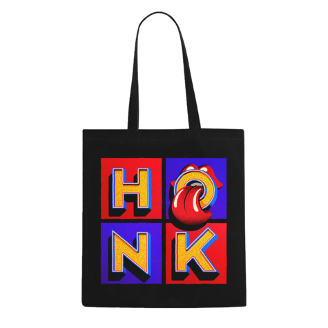 The Rolling Stones: Honk Tote Bag
