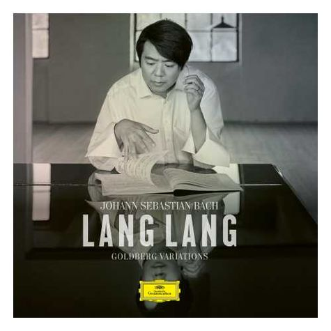 Lang_Lang: Bach: Goldberg Variations [4 CD] [Deluxe Edition]