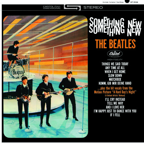 The Beatles: Something New (USA Version)
