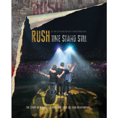 Rush: Time Stand Still (DVD)
