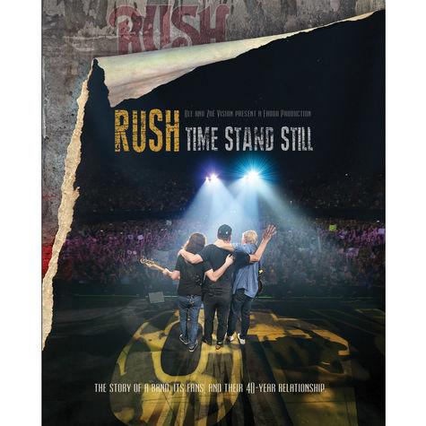 Rush: Time Stand Still (DVD)