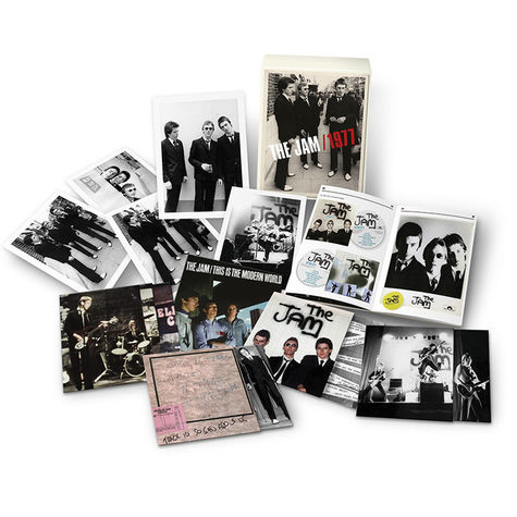 The Jam: 1977 (40th Anniversary Box Set)