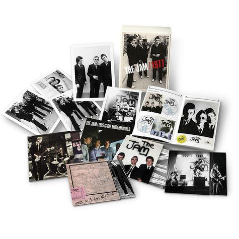 The Jam: 1977 (40th Anniversary Box Set)
