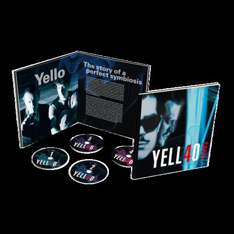 Yello: YELL40 YEARS (4CD SDE)