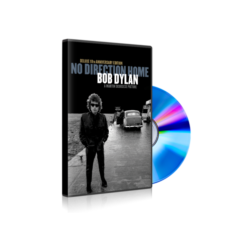 Bob Dylan: No Direction Home: 10th Anniversary | 2 Blu-ray