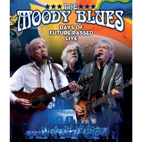 The Moody Blues: Days Of Future Passed Live (Blu-Ray)