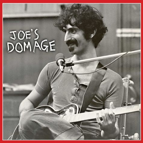 Frank Zappa: Joe's Domage