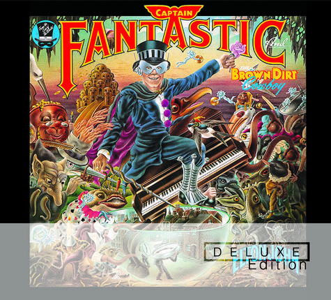 Elton John: Captain Fantastic And The Brown Dirt Cowboy (Deluxe Edition)