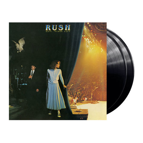 Rush: Exit..Stage Left (2 LP)