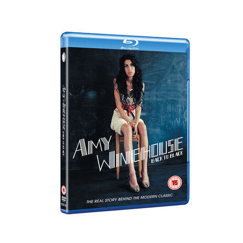 Amy Winehouse: Back To Black: Classic Albums (BLU-RAY)