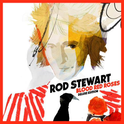 Rod Stewart: Blood Red Roses (Deluxe Edition) (CD)