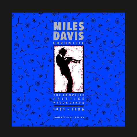 Miles Davis: The Prestige Recordings (8CD Set)