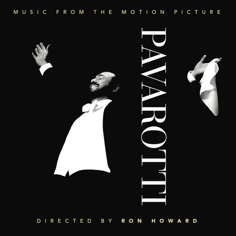 Luciano Pavarotti: Pavarotti (Music From The Motion Picture) (CD)