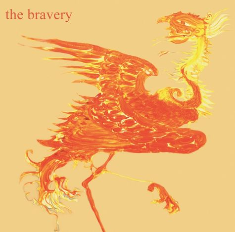The Bravery: The Bravery (Orange)