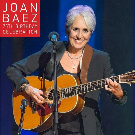 Joan Baez: 75th Birthday Celebration (2CD)