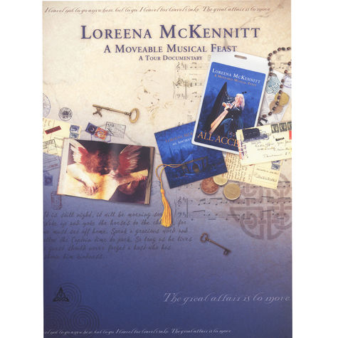 Loreena McKennitt: A Moveable Musical Feast