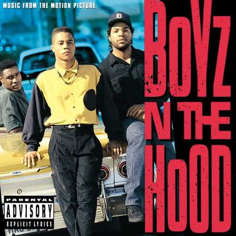 Soundtrack: Boyz n the Hood OST (2LP)
