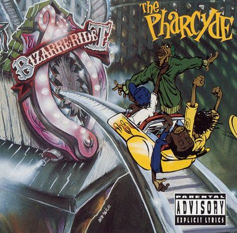 Pharcyde: Bizarre Ride II The Pharcyde (2LP Coloured)