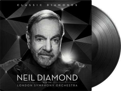 Neil Diamond: Classic Diamonds with the London Symphony Orchestra (2LP)
