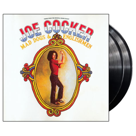 Joe Cocker: Mad Dogs & Englishmen (2LP)