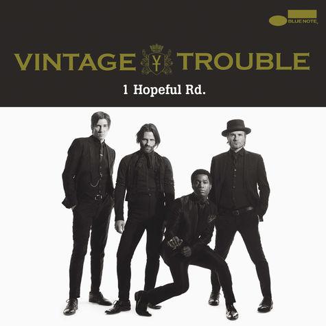 Vintage Trouble: 1 Hopeful Road (CD)