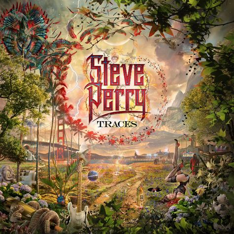 Steve Perry: Traces (CD)