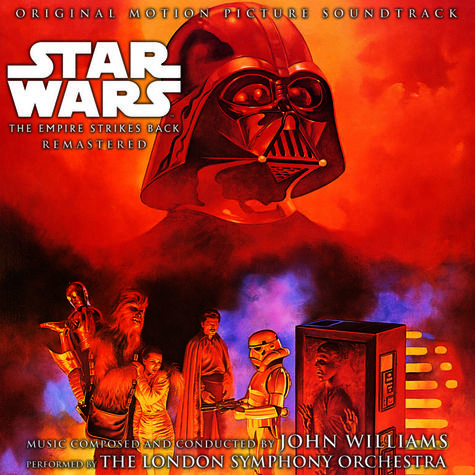 Soundtrack: Star Wars – The Empire Strikes Back [2LP]
