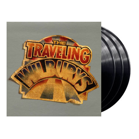 The Traveling Wilburys: The Traveling Wilbury Collection (3LP) Deluxe