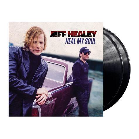 Jeff Healey: Heal My Soul (2LP)
