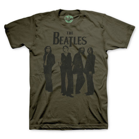 The Beatles: Standing Photo