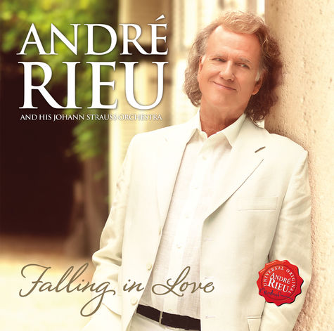 André Rieu: Falling In Love (CD)