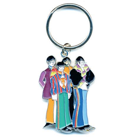 The Beatles: Sub Band Keychain