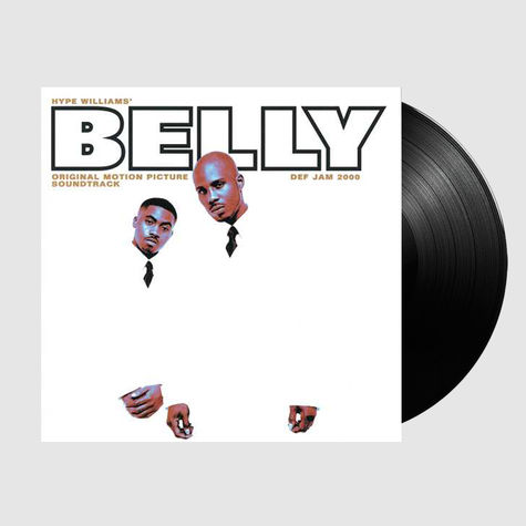 Soundtrack: Belly (2LP)